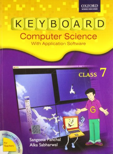 9780195696301: Keyboard Computer Science Class 7
