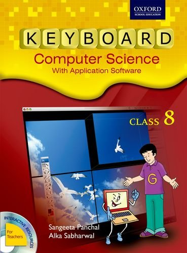 9780195696318: Keyboard Computer Science Class 8