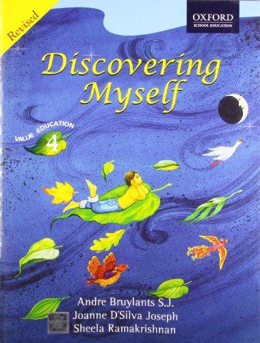 DISCOVERING MYSELF BOOK 4: BRUYLANTS, D'SILVA JOSEPH,