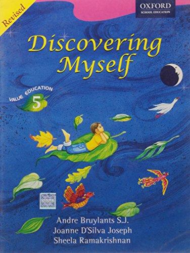 DISCOVERING MYSELF BOOK 5: BRUYLANTS, D'SILVA JOSEPH,