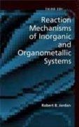 9780195696523: Reaction Mechanisms of Inorganic and Organometallic Systems, 3/ED
