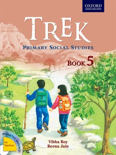9780195696837: Trek - Primary Social Studies For Class 5