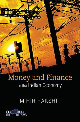 9780195696981: Money and Finance in the Indian Economy: v. 2: Selected Papers