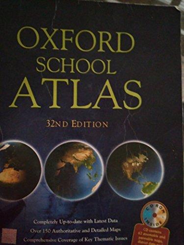 9780195697322: Oxford School Atlas -32nd Edition