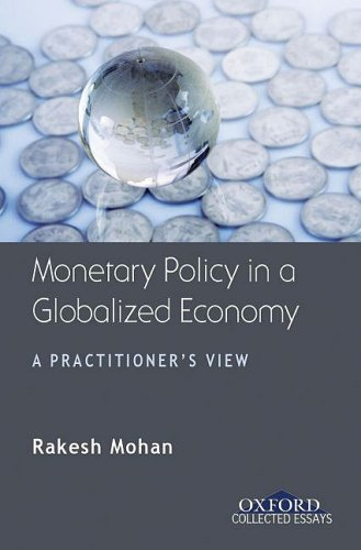9780195697353: Monetary Policy in a Globalized Economy (Oxford Collected Essays)
