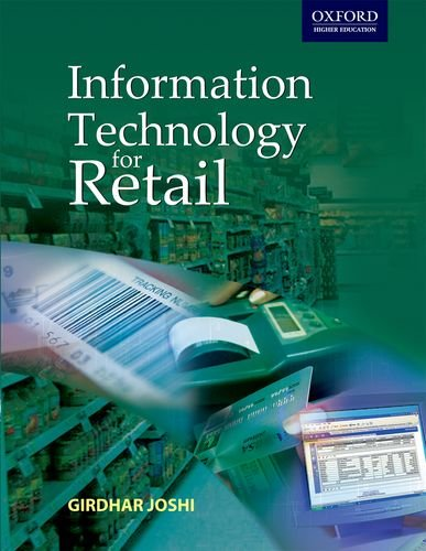 9780195697964: Information Technology for Retail (Oxford Higher Education)