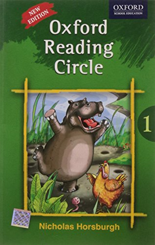 Oxford Reading Circle (New Edition) Book 1: Nicholas Horsburgh