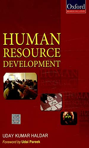 Human Resource Development (Paperback): Haldar, Uday Kumar