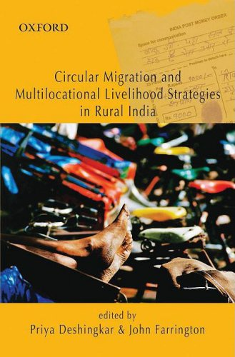 9780195699227: Circular Migration and Multi Locational Livelihoods: Strategies in Rural India