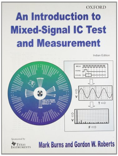 9780195699265: An Introduction to Mixed-Signal IC Test and Measurement
