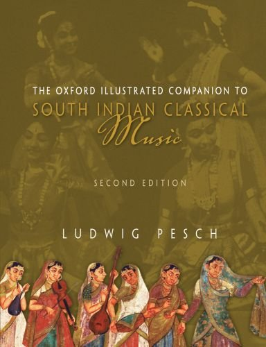 9780195699982: The Oxford Illustrated Companion To South Indian Classical Music