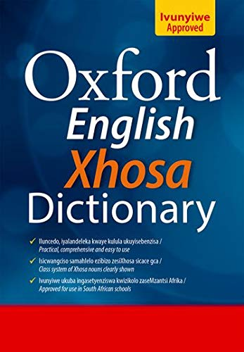 9780195702903: English-Xhosa Dictionary: Based on the Oxford Advanced Learner's Dictionary of Current English