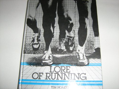 9780195704211: The Lore of Running