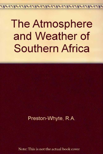 9780195704969: The Atmosphere and Weather of Southern Africa