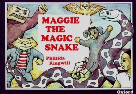 9780195705157: Bridge Plus Two: Maggie the Magic Snake (Bridge to English)