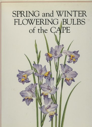 9780195705355: Spring and Winter Flowering Bulbs of the Cape