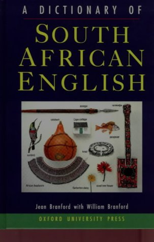 9780195705959: A Dictionary of South African English
