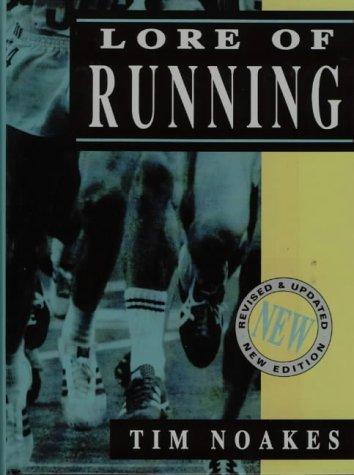 9780195707175: Lore of Running