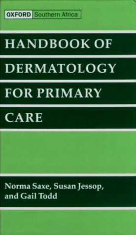 9780195711295: Handbook of Dermatology for Primary Care