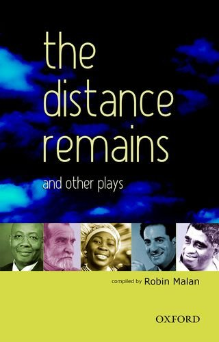 9780195713053: The distance remains and other plays