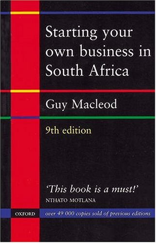 9780195716122: Starting Your Own Business in South Africa