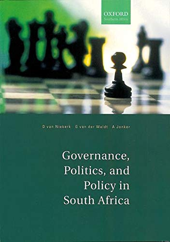 9780195718539: Governance, Politics and Policy in South Africa