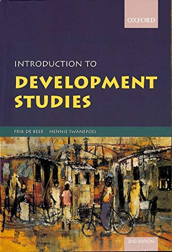 9780195718591: Introduction to Development Studies