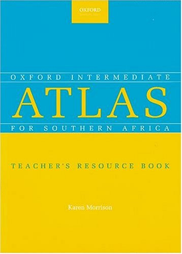 9780195719918: The Intermediate Oxford School Atlas for Southern Africa