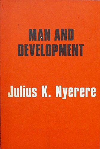 9780195723243: Man and Development
