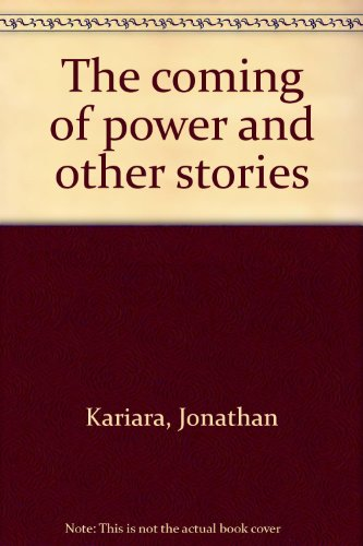 9780195725971: The coming of power and other stories