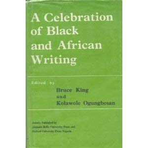 A Celebration of Black and African Writing