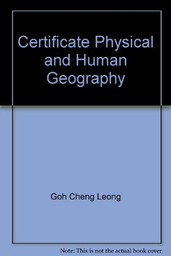 9780195753172: Certificate Physical and Human Geography