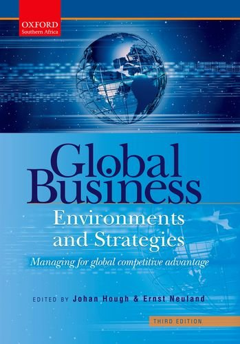 9780195764437: Global Business Environments and Strategies