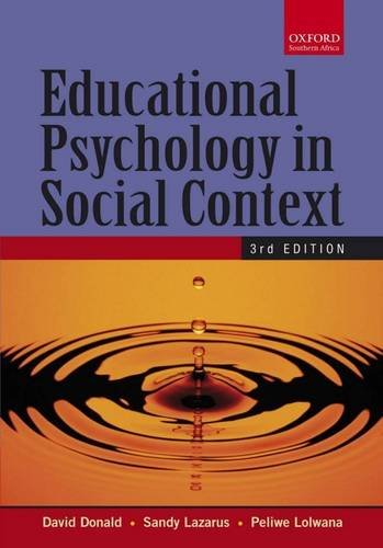 9780195764642: Educational Psychology in Social Context