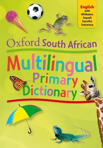 9780195766196: South African Oxford Multilingual Primary Dictionary: Gr 4 - 7