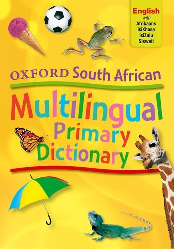 9780195766202: South African Oxford Multilingual Primary Dictionary: Gr 4 - 7