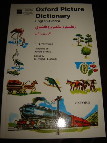 9780195774894: Oxford Picture Dictionary English–Sindhi – By E. C Parnwell
