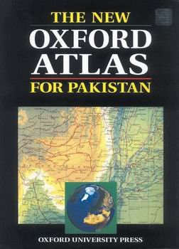 9780195776379: The new Oxford atlas for Pakistan