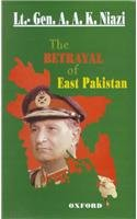 9780195777277: The Betrayal of East Pakistan