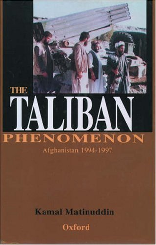 9780195779035: The Taliban Phenomenon: Afghanistan 1994-1997
