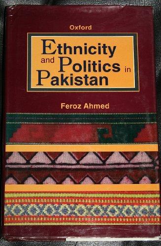 9780195779066: Ethnicity and Politics in Pakistan