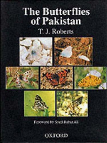 The Butterflies of Pakistan: Roberts, T. J.