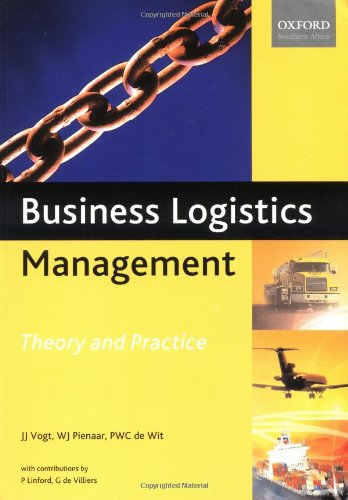 9780195780116: Business Logistics Management: Theory and Practice
