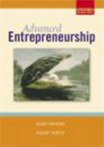 9780195780574: Advanced Entrepreneurship