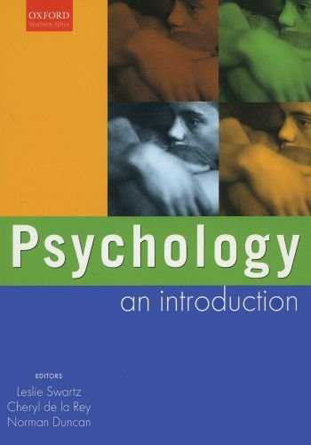 9780195781366: Psychology: An Introduction