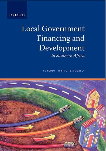 9780195781922: Local government financing and development in Southern Africa