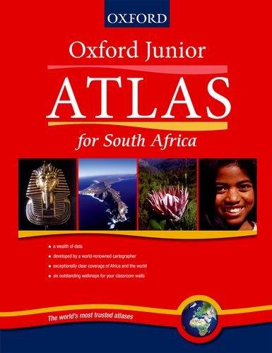 9780195784961: Oxford Junior Atlas for SA Gr4 & 5 (P)