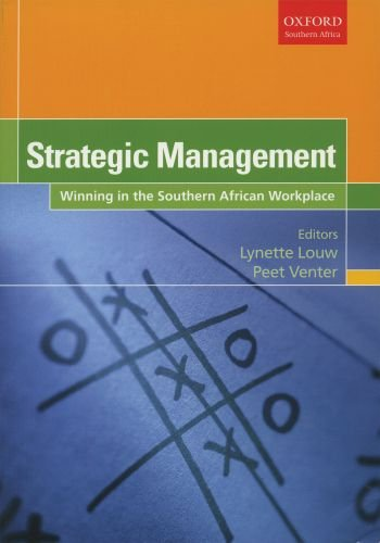 9780195786378: Strategic Management Winning in the SA Workplace