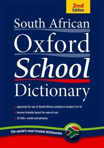 9780195788952: The South African Oxford School Dictionary