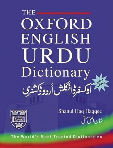 The Oxford English-Urdu Dictionary: Shanul Haq Haqee